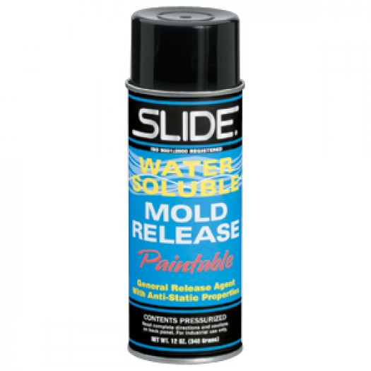 Water Soluble Mold Release - AEROSOL